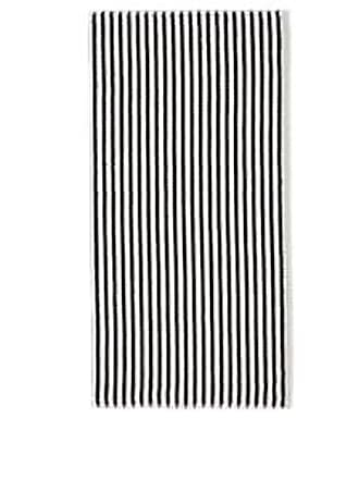 Barneys New York Fume Striped Cotton Hand Towel - Ivorybone