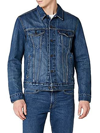 84ac7eed73a Levi's Trucker Jacket Chaqueta Vaquera, Azul (The Shell 0136), X-Large
