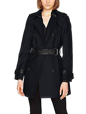 de22349c2a6 Morgan 172-GIFRI.N Manteau Femme Multicolore (Marine Noir) 42 (