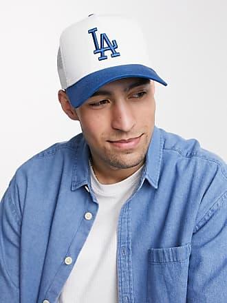 New Era essential LA Dodgers cap-White