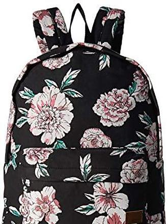 Roxy Caribbean Canvas Unisex Womens Mens Backpack