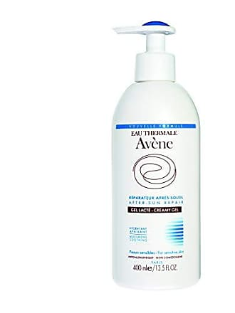 Avène Eau Thermale Avene After Sun Repair Creamy Gel - Cooling Lotion for Sun Exposed Skin, Pump, 13.5 oz