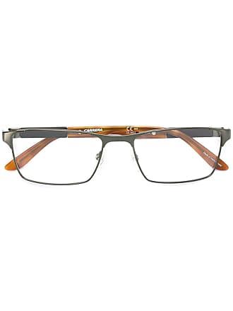 Carrera Armação de óculos retangular - Prateado