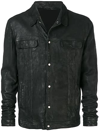 Salvatore Santoro worn jacket - Preto