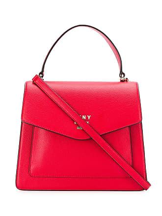 DKNY Bolsa tiracolo Whitney pequena - Vermelho
