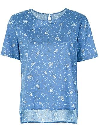 Pop Up Store T-shirt estampada - Azul