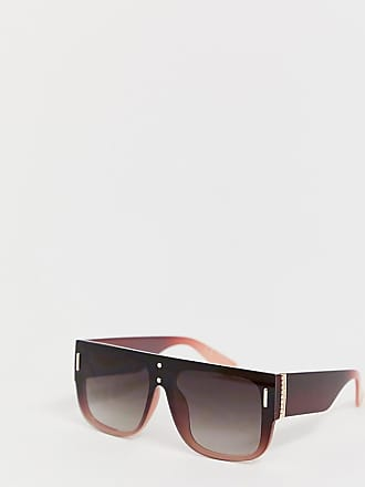 08f49b881c809 Womens Brown tortoiseshell print visor sunglasses. Delivery  £3.95. River  Island visor sunglasses in dark red