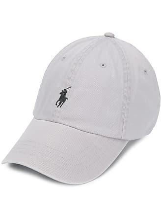 59f0faa837e Polo Ralph Lauren embroidered logo cap - Grey