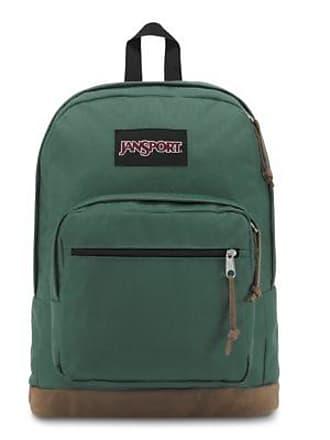 Jansport Right Pack Backpacks - Blue Spruce Green