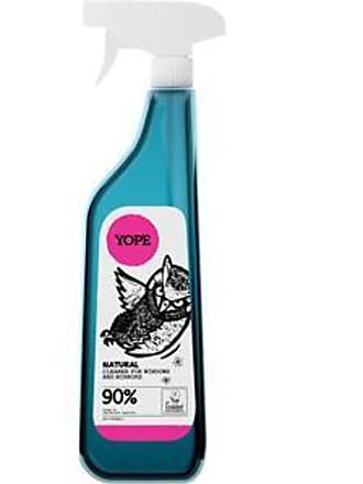 Yope Cleaning Products Bathroom Cleaner Natural Cleaner For Windows And Mirrors 750 ml