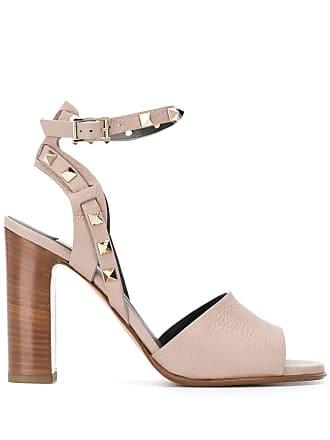 9105654c984e1 Valentino Valentino Garavani Rockstud sandals - Pink