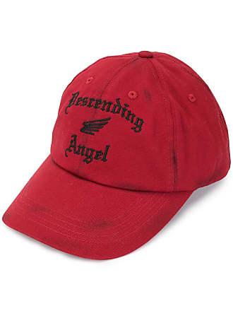 Ground-Zero Descending Angel baseball cap - Vermelho