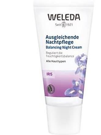 Weleda Gesichtspflege Nachtpflege Iris Erfrischende Nachtpflege 30 ml