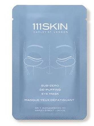 111Skin Sub-Zero De-Puffing Eye Mask