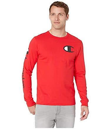 0e1fb4b795d Men s Champion® Long Sleeve T-Shirts − Shop now up to −20%