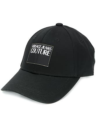 Versace Jeans Couture twill baseball cap - Preto