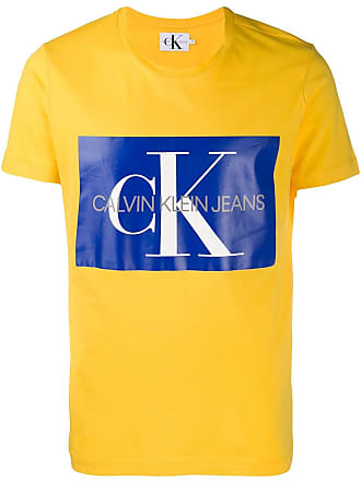 f29934f29 Calvin Klein Jeans® T-Shirts − Sale: up to −50% | Stylight