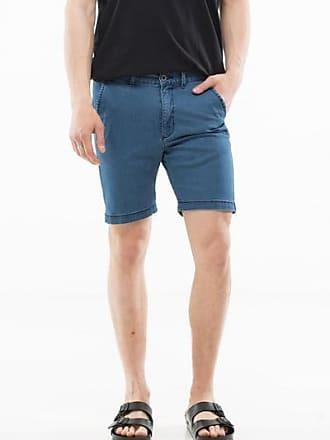 Dr. Denim Holz Shorts Mid Blue - 27
