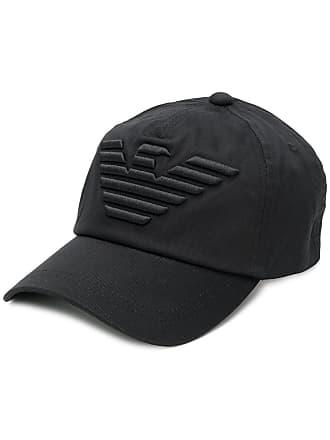 Emporio Armani Cappello da baseball con logo - Di Colore Nero 446aa9e6c3a1