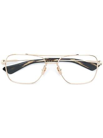 Dita Eyewear Armação de óculos Flight Seven - Metálico