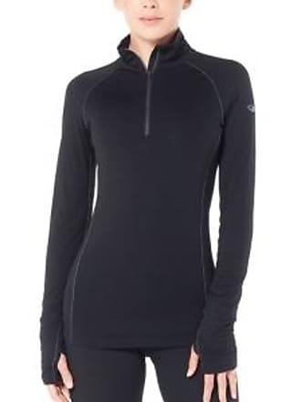 Icebreaker Womens 150 Zone Half-Zip Long Underwear Top
