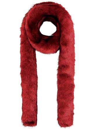 Helmut Lang Faux-fur scarf