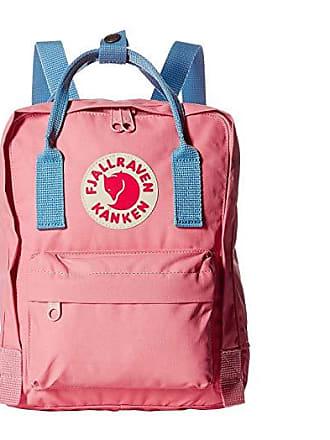 Fjällräven Kanken Mini (Pink/Air Blue) Backpack Bags