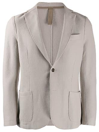 Eleventy single-breasted blazer - Cinza