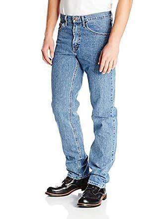 Lee Lee Mens Regular Fit Straight Leg Jean, Vintage, 32W x 36L