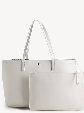 Sole Society Womens Zeda Tote Vegan Linen Vegan Leather From Sole Society