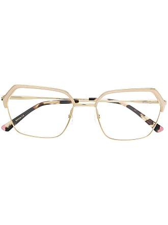 Etnia Barcelona Nitra square-frame glasses - Dourado