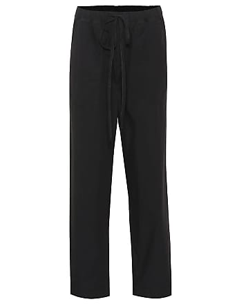 Velvet Megara cotton poplin straight pants