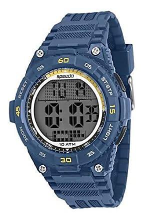 Speedo Relógio Masculino Speedo Digital Azul