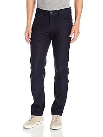 7 For All Mankind Mens Slimmy Slim Straight-Leg Luxe Sport Jean in Indigo Rinse, Indigo Rinse, 31
