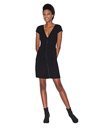 14b84c4201b255 Armani HELABINA Kleider Damen Schwarz - T6 - Kurze Kleider