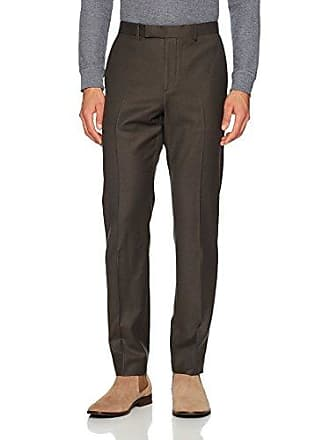 Theory Mens Flannel Suit Trouser