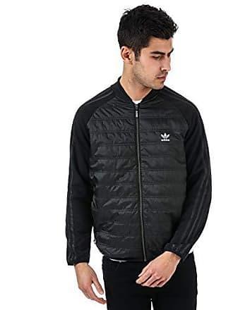 adidas SST TT Quilted Originals Trefoil Herren Primaloft Track Top Jacket  Jacke Schwarz, Grösse  5a6a7a8748