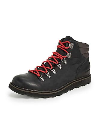 0c56fc76702 Sorel Madson Waterproof Hiker Boots - Black