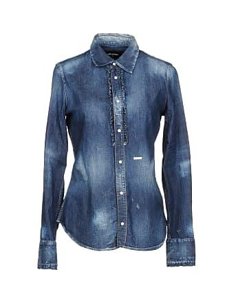 Camicie Donna Dsquared2®  Acquista fino a −73%  1b8af05f6cde