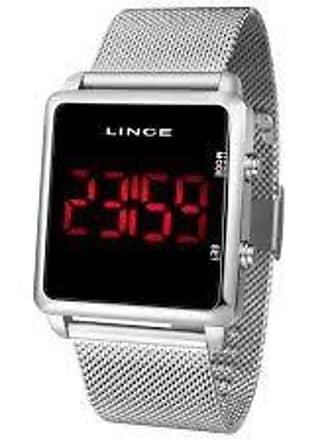 Lince Relógio Lince Digital Led Vermelho Lançamento