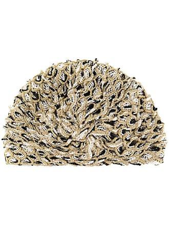 Missoni Chapéu com renda - Dourado