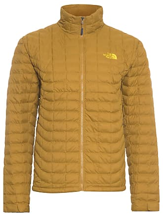 The North Face JAQUETA MASCULINA THERMOBALL - AMARELO