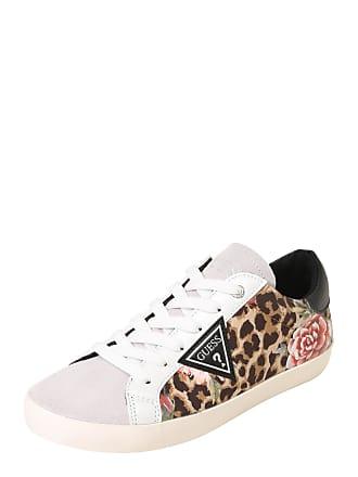 Guess Sneakers laag VEGA bruin   lichtgrijs   lichtgroen   rosa   zwart    wit 6e0642b192