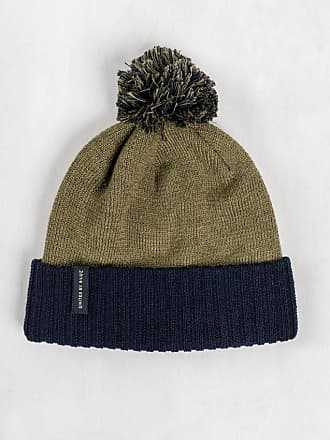 United By Blue Colorblock Pom Beanie