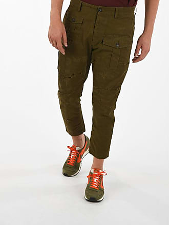 Dsquared2 Vintage Effect SEXY CARGO FIT Pants size 46