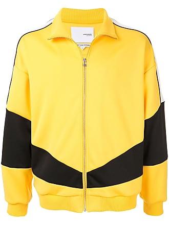 Yoshiokubo wcs track jacket - Yellow