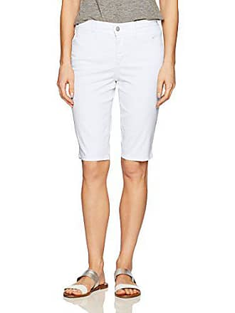 0ebdff1549 NYDJ Womens Chino Twill Short, Optic White, 16