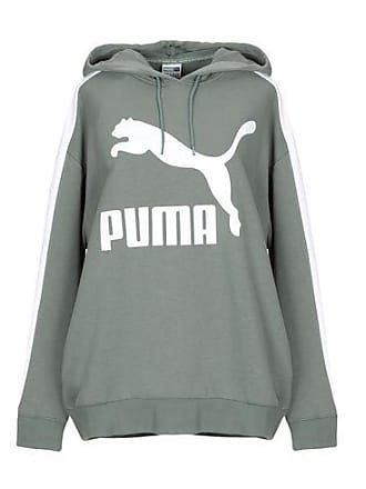 da7da5555 Puma Classics Logo T7 Hoody Cotton Black - CAMISETAS Y TOPS - Sudaderas