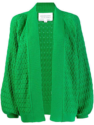 I love Mr. Mittens oversized cardigan - Verde