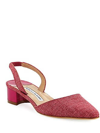 821867577d6e1 Manolo Blahnik® Slingback Pumps: Must-Haves on Sale up to −70 ...